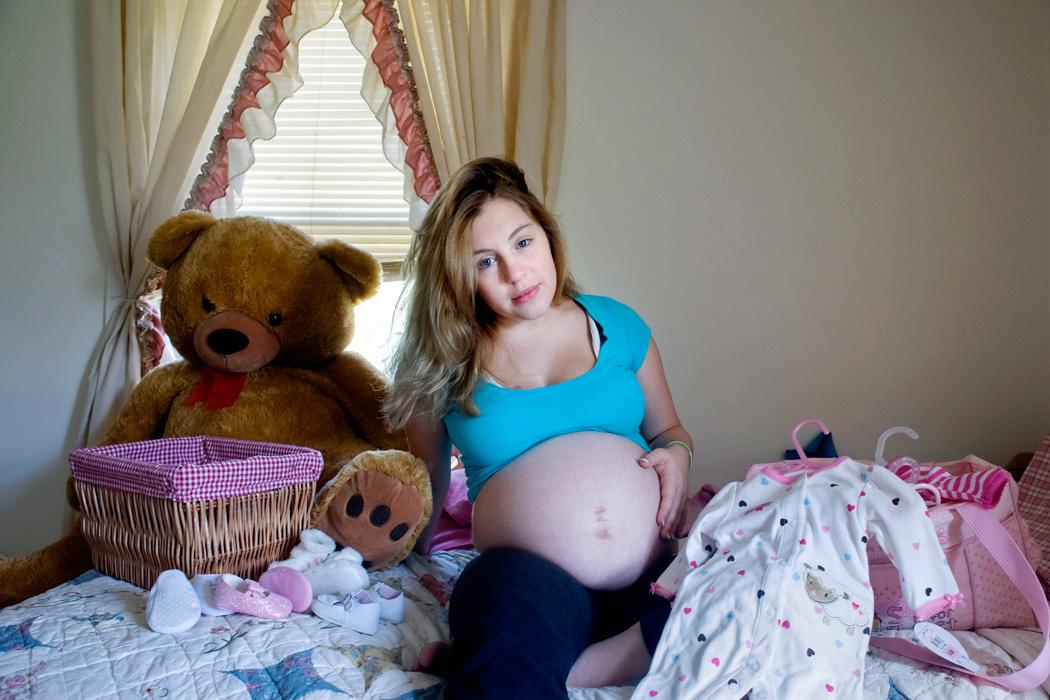 Беременные дети в 12 93